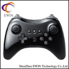 2014 Sell Well For wii u Pro Controller Black