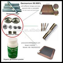 Factory offer high purity 99.999% Organic germanium powder Ge -132 germanium sesquioxide for sale