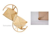 relax restaurant chair Wishbone Y Chair by Hans J. Wegner