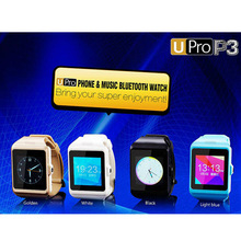 2014 New Digital Android Smart watch for mobile phone upro P3
