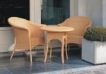 balcony leisure coffee rattan table and chair set