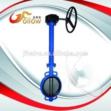 long stem handle type butterfly valve gate valve