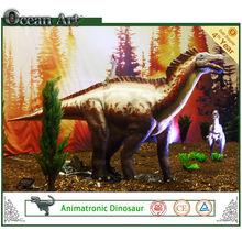 Outdoor amusment art simulation dinosaur