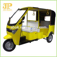 60V 1000W Bajaj Three Wheeler Auto Rickshaw Price for Seven Passengers in India