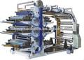 Pp/pe 2/3/4/6 cor de papel de embalagem de cor offset máquina de impressão flexográfica