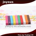 24 Pieces Rainbow Hair Chalk Set & Magic of Art/Colors Non-toxic Temporary Hair Chalk Dye Soft Pastel Salon Kit New