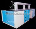 laboratorio mobile chimica fisica biologico di alta qualità classe attrezzature di laboratorio banco di laboratorio dentale