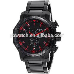 japan movt quartz watch stainless steel men's fashion custom luxury watches