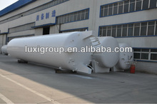 100cubic meter, 1.2Mpa for LNG cryogenic liquified container tanks