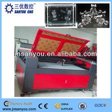 Piattaforma di sollevamento macchina per incisione laser con 1600*1000mm di lavoro formato