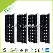 High Efficiency 130W Sunpower Solar Panel