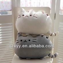 Cartoon Lazy cat sofa plush toy,stuffed cat pillow bolster