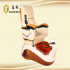 metallic paint golden beauty equipment spa chair wholesale