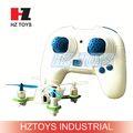 Vendita calda aerei di carta m9911 2.4g 4ch 6 assi nano mini rc quadcopter elicottero