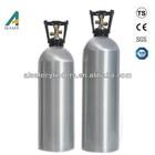 CE approved 20L gas cylinder beverage gas cylinder aluminum gas cylinder