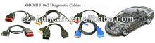 OBD2 to USB/DC/RJ45 plug vag com 409.1 usb obd ii diagnostic cable for dignositc szkuncan