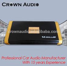 USD55 the 1800W car amplifier class d