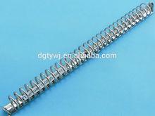 2014 hot sale 30 ring clip & ring binder mechanism a4 paper file folder