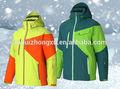 Poliéster personalizadas para hombre chaquetas cortavientos montañismo chaqueta impermeable chaqueta de lluvia para adultos de montaña- escalada chaqueta