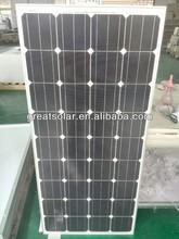 Great Solar 150W 12V mono crystalline solar panel