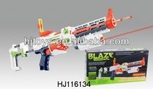 B/O Soft Gun Electrical Soft Bullet Gun Toys HJ116134