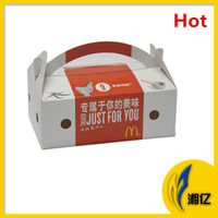 Food packaging/ fried chicken bucket