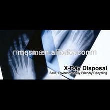 X-ray film illuminator/self induction