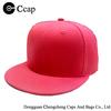 wholesale custom plain snapback cap hat