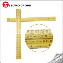 transparent acrylic 20cm magnifier ruler