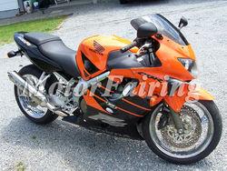 cbr 600 f4 for honda fairing kit CBR600RR F4 1999 2000 cbr 600 f4 cbr600rr F4 99 00 orange black