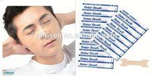Anti Snore Nasal Strips Breathe Easier Stop Snoring Better Breath ,snoring prevention