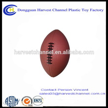 Fast selling promotional pu stress rugby pu balls