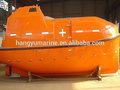 5.7M deniz gemi tekne tamamen kapalı filika satılık