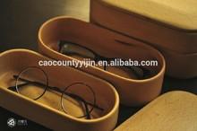 wooden glasses box