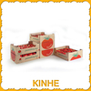Eco-friendly corrugated gift tomato packing box
