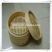 Natural Bamboo Steamer 12 inch Set