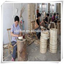 Natural Bamboo Steamer 6 inch Set