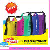 2014 hot sale durable pvc tarpaulin floating waterproof tube dry bag ocean pack dry bag