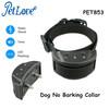Beeping Sound & Static Shock Dog No Barking Collar(Button Switch)