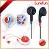 New Design earbuds disposable earphones