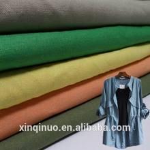 Pure color 50 linen 50 coton cotton linen fabric price roll