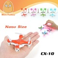 2014 yeni cheerson nano quadcopter cx10 cx-10 mini rc quadcopter el oyuncak