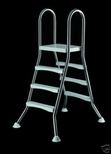 High quality 304 Stainless Steel pool ladders for above ground pool