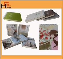 Zhongshan Guangdong China Manufacturer of Spiral Notebook Stationary Supply