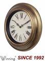 Decoração home relógio de parede antigo, relógio antigo