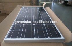 Price Per Watt! Mono Solar pv Panel 150w, Solar Modules, Factory Direct Sale!