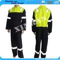Ropa de trabajo de bomberos trajes meta aramid ignífugo ropas trajes militares