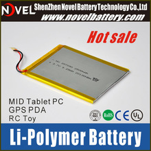 custom design rechargeable 5v li ion polymer battery