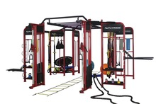 New Fitness Machines--CE approved Commercial Use PRO 360 Crossfit Multi Functional Trainer