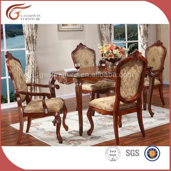 De estilo italiano muebles de comedor mano tallada de for Quiero ver comedores